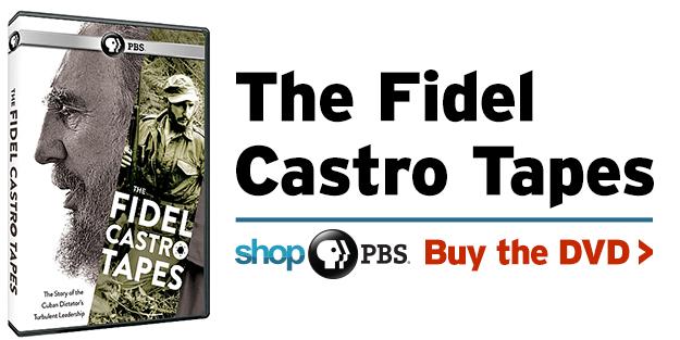 Shop PBS: The Fidel Castro Tapes (DVD)