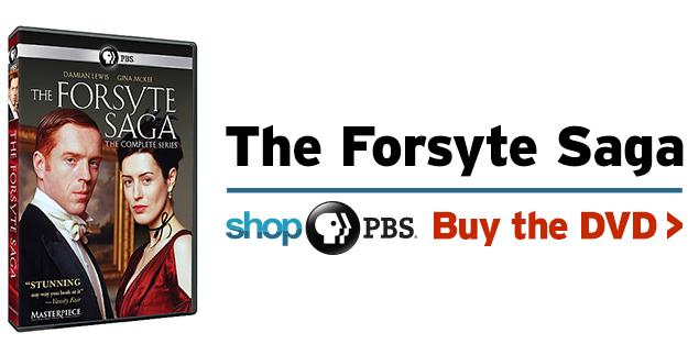 Shop PBS: The Forsyte Saga (DVD)