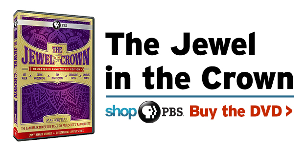Shop PBS: The Jewel in the Crown Anniversary Edition (5-disc DVD set)