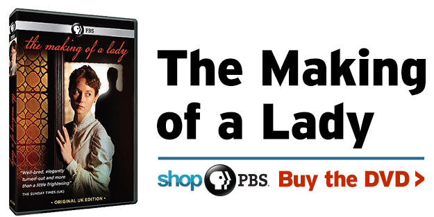 Shop PBS: The Making of a Lady (DVD)