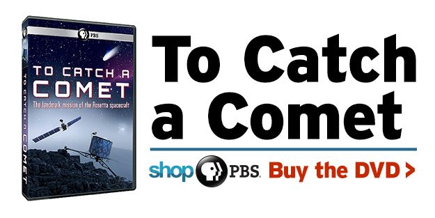 PBS Shop: To Catch A Comet (DVD)