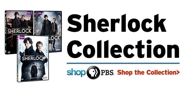 Shop PBS: Sherlock Collection