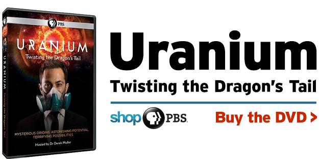 Shop PBS: Uranium – Twisting the Dragon's Tail (DVD)