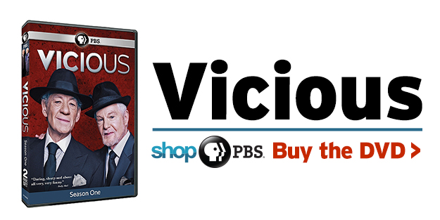 PBS Shop: Vicious (DVD)