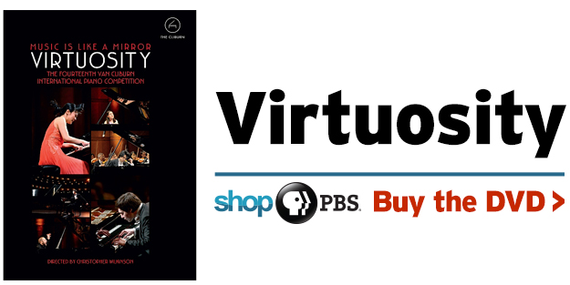Shop PBS: Virtuosity – The Cliburn (DVD)