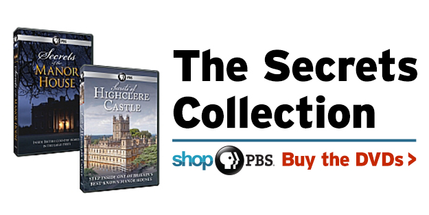 Shop PBS: Secrets Collection (DVDs)