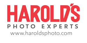 Harolds Photo logo image