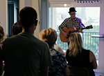 The Listening Room Festival brings music performances into Tampa living rooms