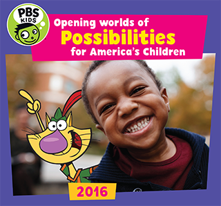 PBS Kids Trust Brochure