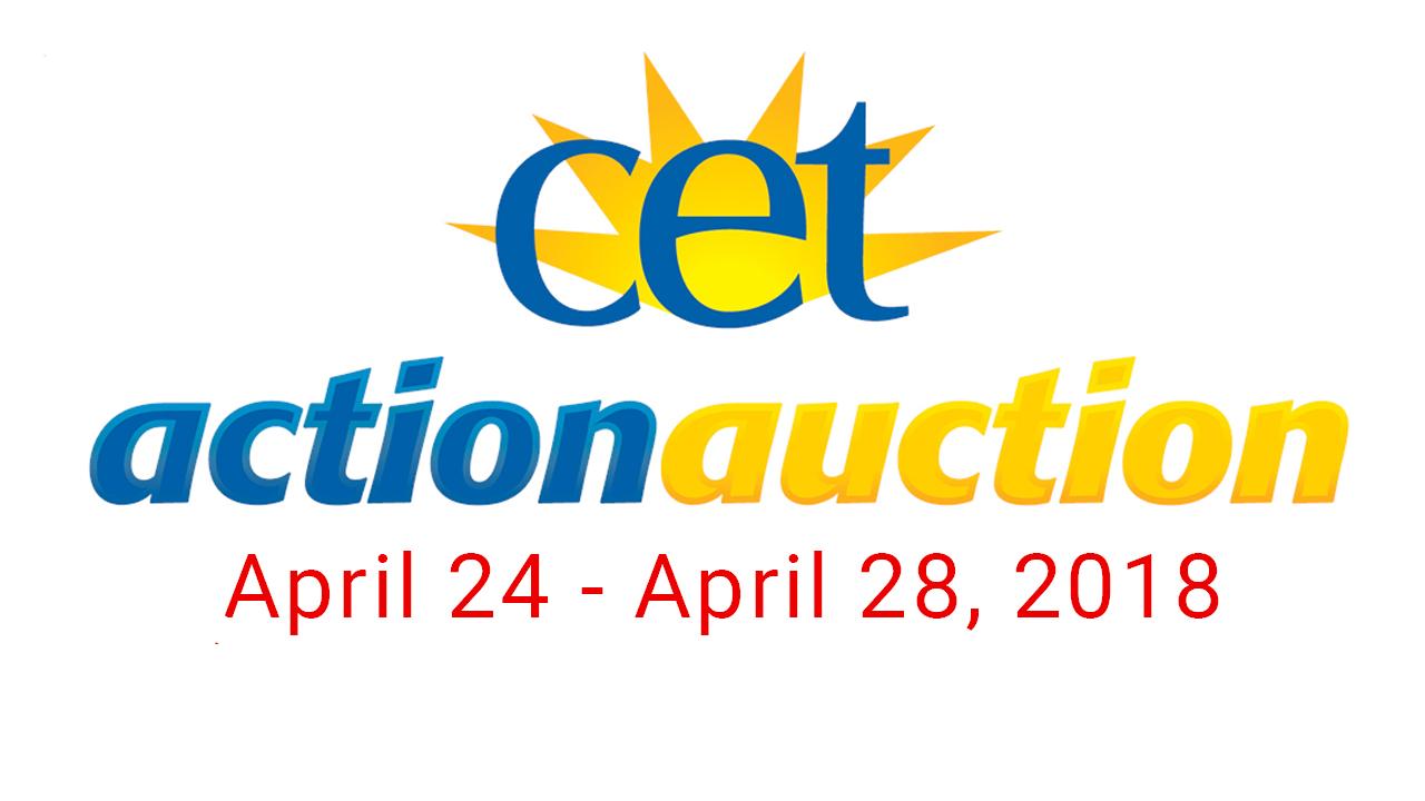 CET Action Auction