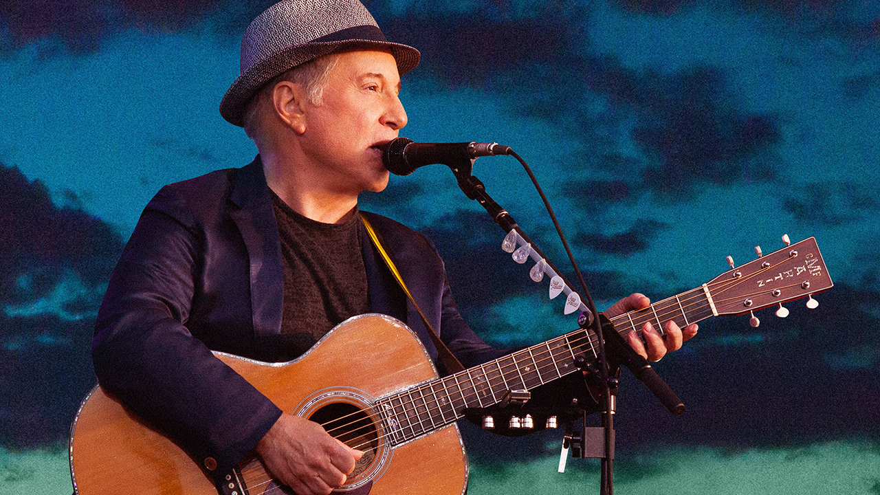 Paul Simon: The Concert in Hyde Park