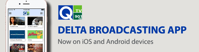 Delta Broadcasting App - Now on iOS and Android devices