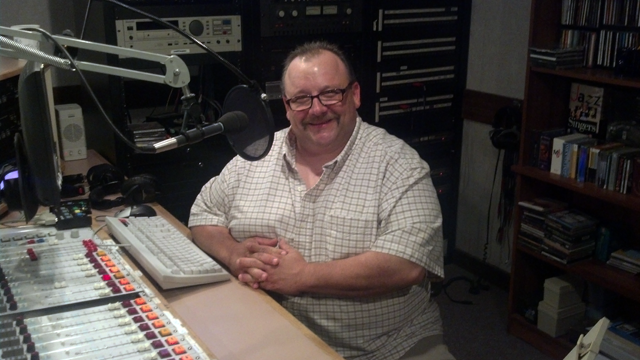 Jeff Scott (pictured) and Jim Gleason host 'Q the Music.'