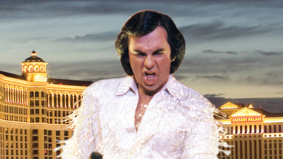Jay White as Neil Diamond.