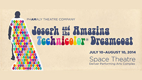 Win Tickets to Joseph & the Amazing Technicolor Dreamcoat