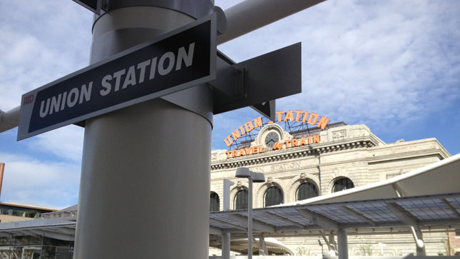 Newly Renovated Union Station- Transit began May 11th