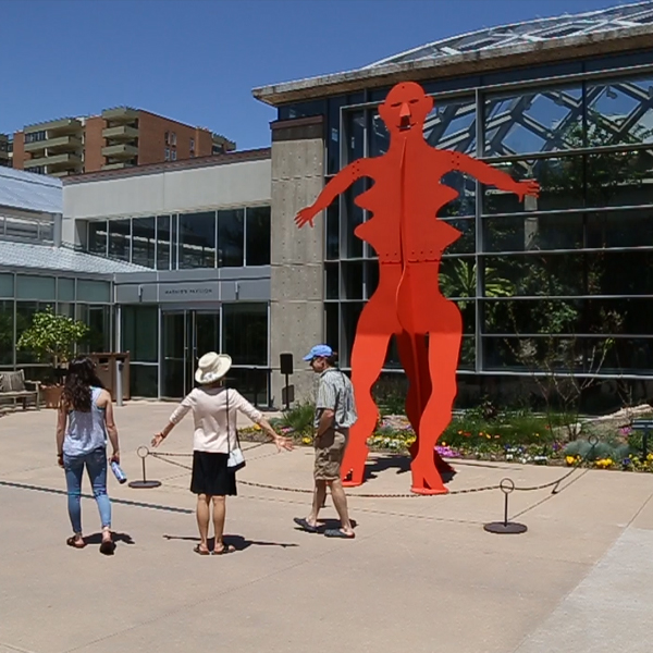Calder: Monumental at Denver Botanic Gardens