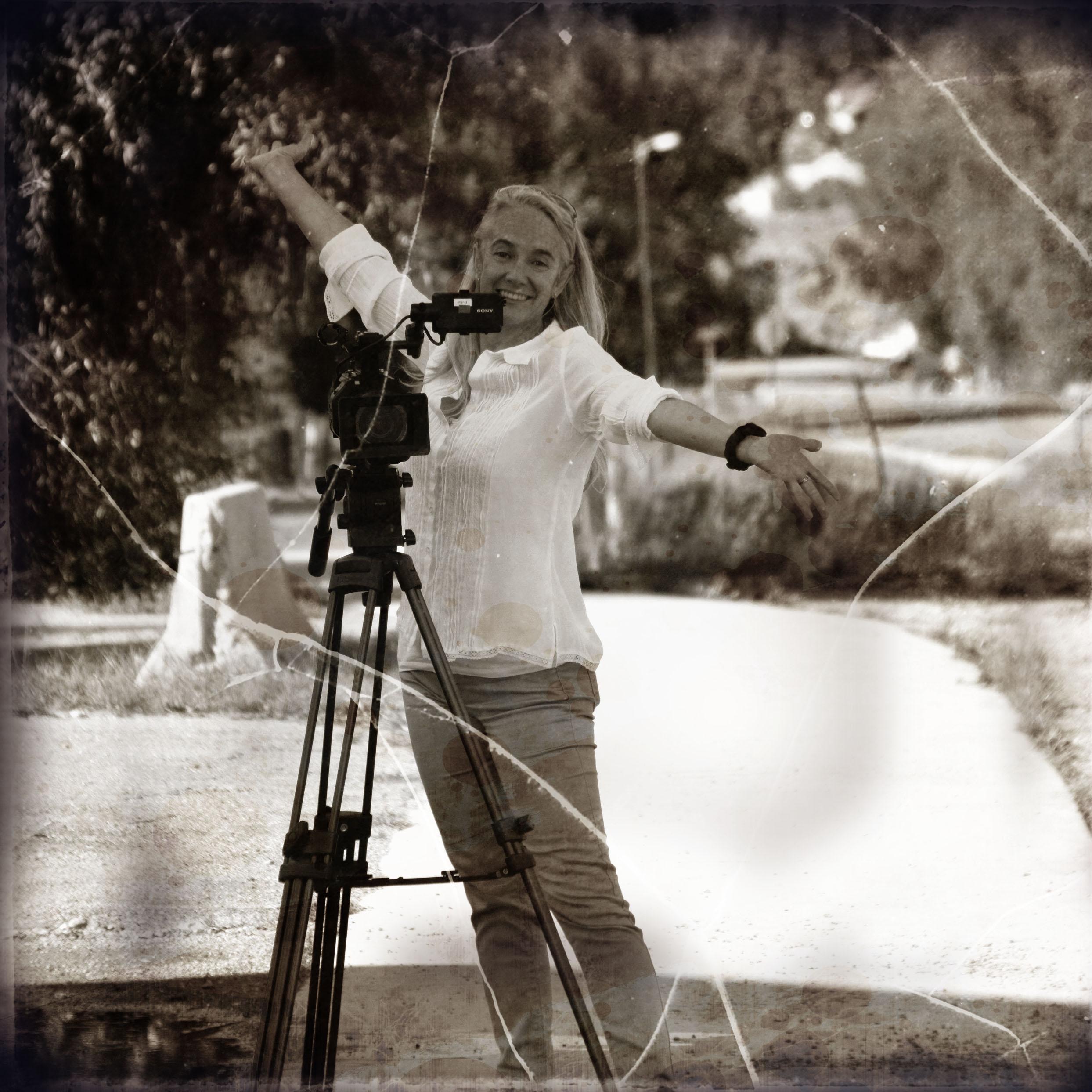 Julie Speer: Executive Producer/ Director/ Editor/ Creator