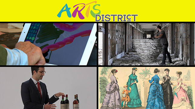 Catch up on Arts District