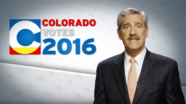 Colorado Votes 2016: Party Problems - Thursday, October 20 at 7pm