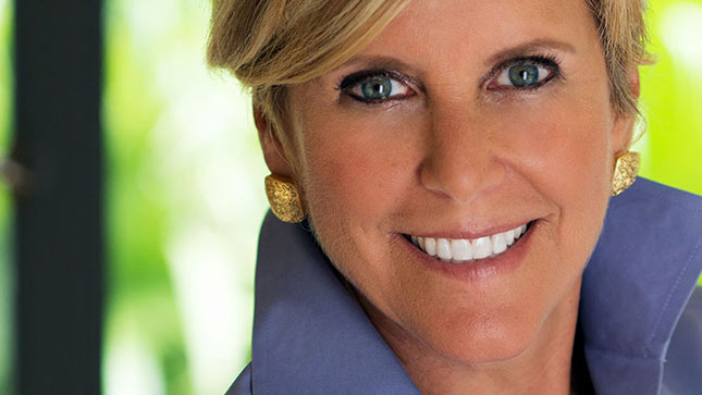 Suze Orman: Financial Solutions for You - Wednesday, April 23 at 7pm PLEDGE TODAY »