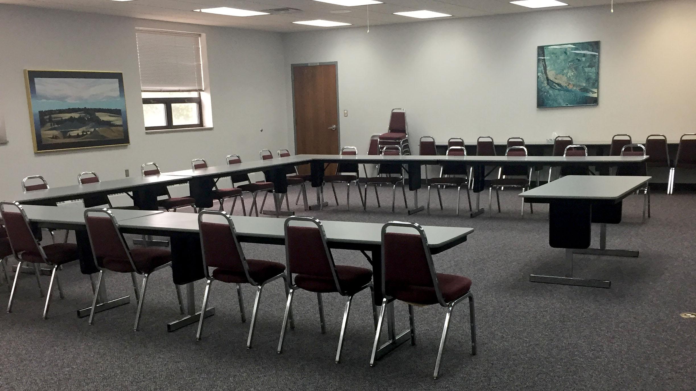 Pierre: DENR - Foss Building – Matthew Training Center