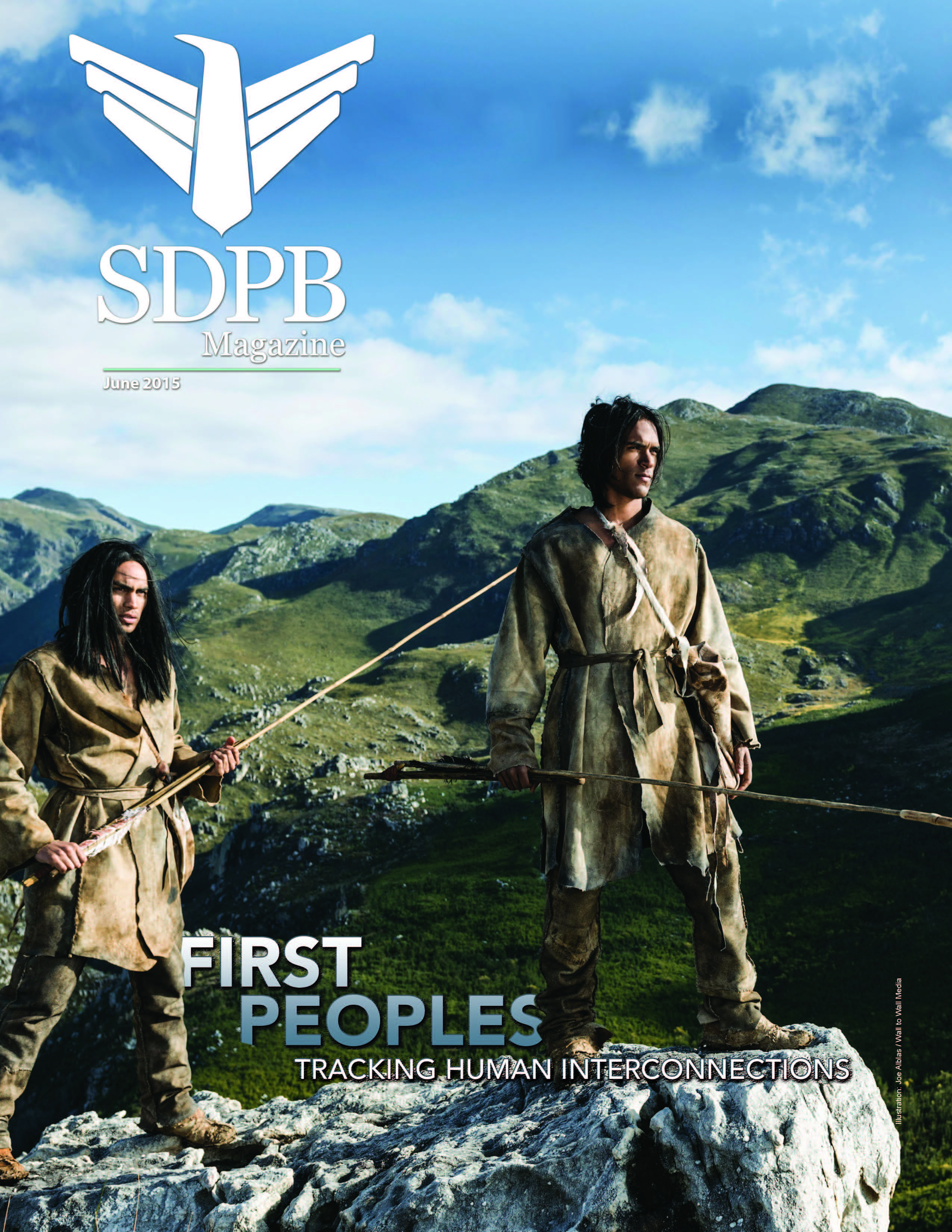 sdpb magazine cover image