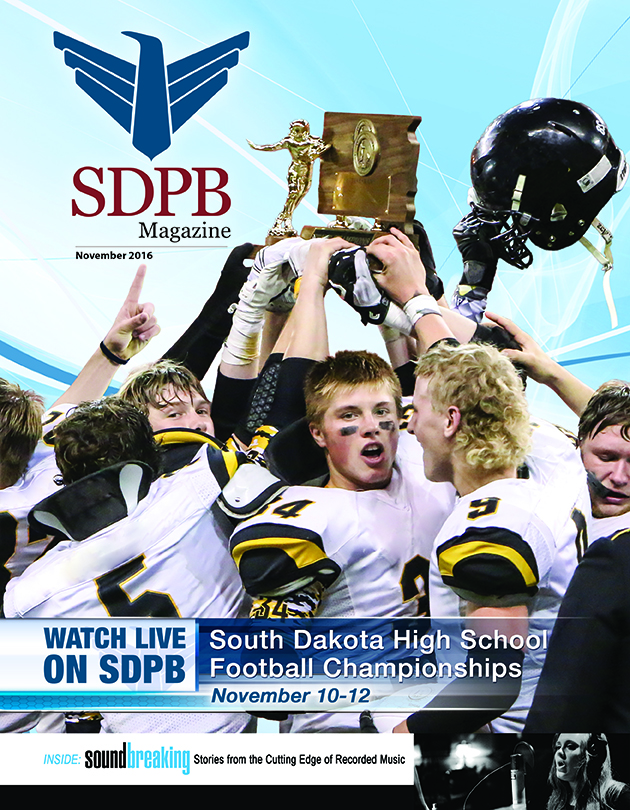 SDPB Magazine Cover picture