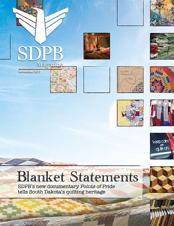 sdpb magazine cover