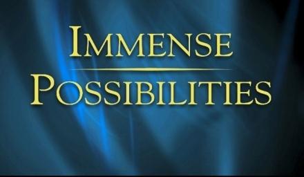 Immense Possibilities logo