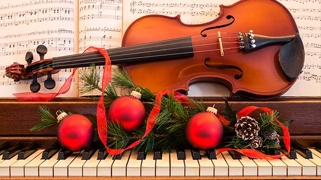 WVIA-FM Holiday Specials