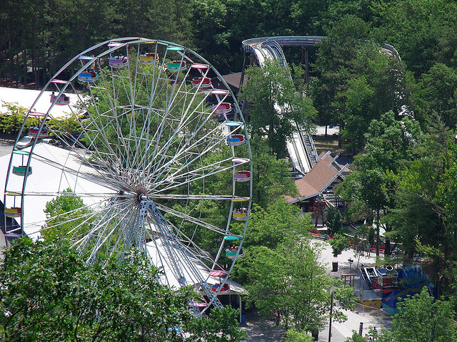WVIA Family Day at Knoebels