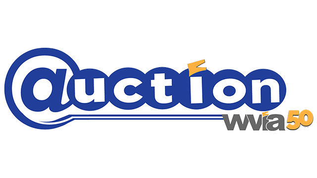 WVIA Auction is Coming Soon