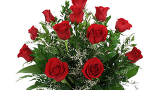 A Dozen Roses for your Special Someone