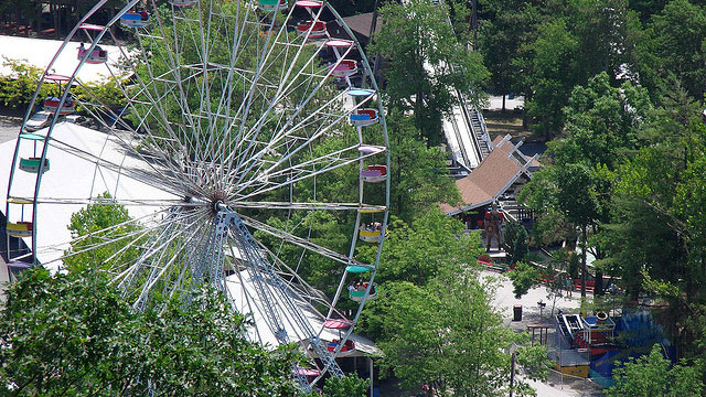 Family Day at Knoebels