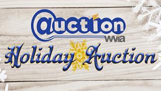 WVIA 2016 Holiday Auction