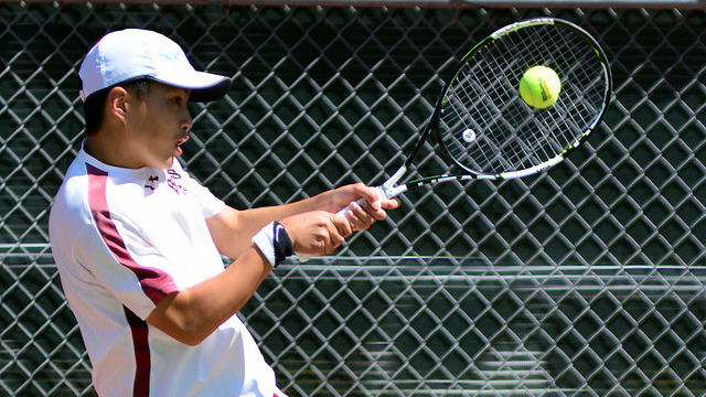 Boys Tennis: Sioux Falls