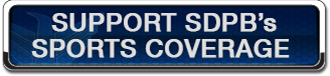 sdpb sports coverage logo image