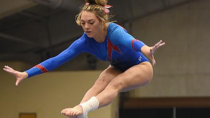 SDHSAA Gymnastics