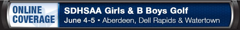 Class B Girls Golf