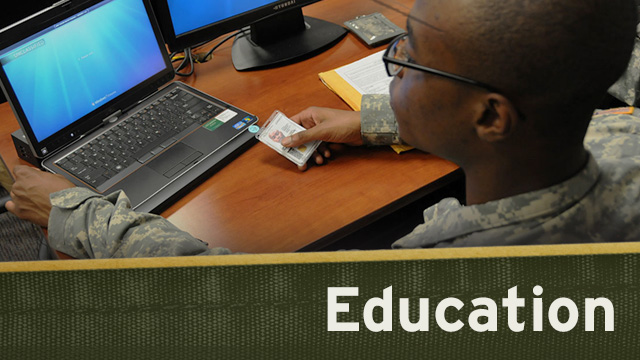 Education Resources for Veterans