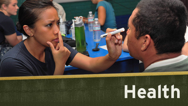 Health Resources for Veterans