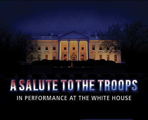 A Salute to the Troops