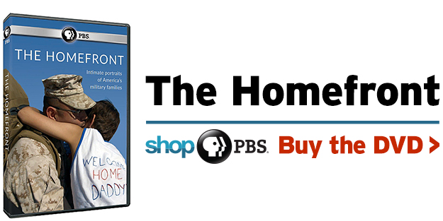 Shop PBS: The Homefront (DVD)