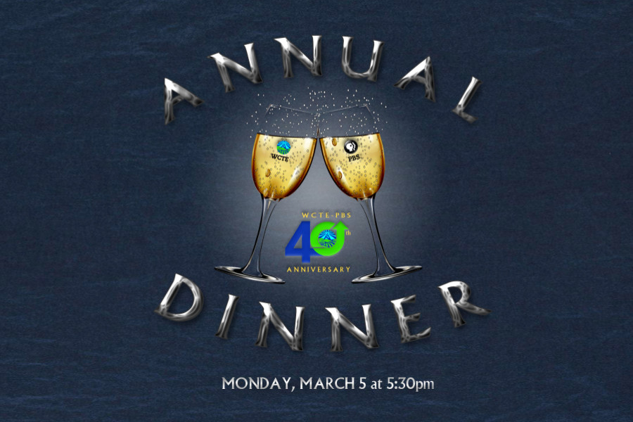 WCTE's Annual Dinner - March 5, 2018 5:30 PM