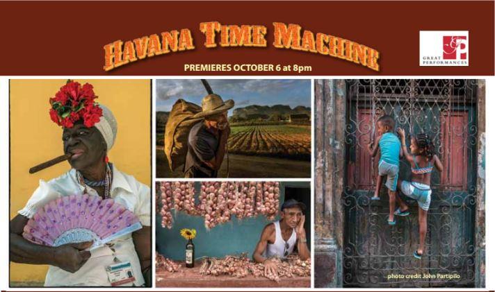 Havana Time Machine Screening