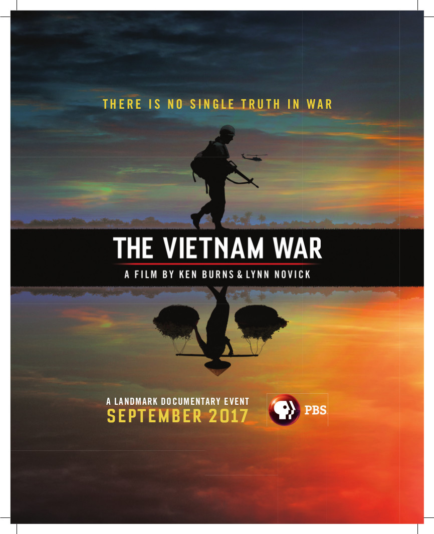 "Ken Burn's ""The Vietnam War"" FREE Screenings"