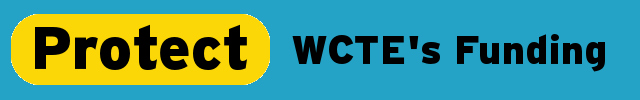 Protect WCTE's Funding