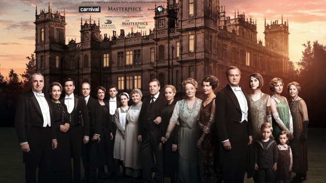 Donate Now for a Downton Thank You Gift!