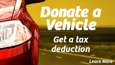 Donate your vehicle to WCTE!